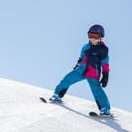St. Moritz corviglia skier