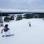 meri-teijo ski lumilautailu