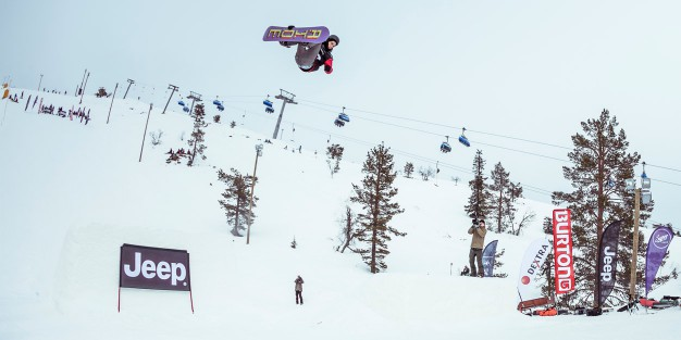 partanen big air SM 2017