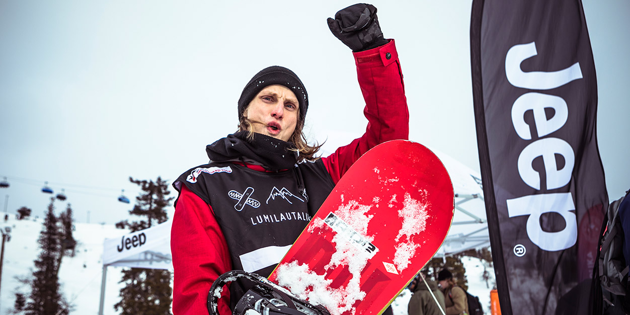 Aleksi Partanen, Big Air suomenmestari 2017