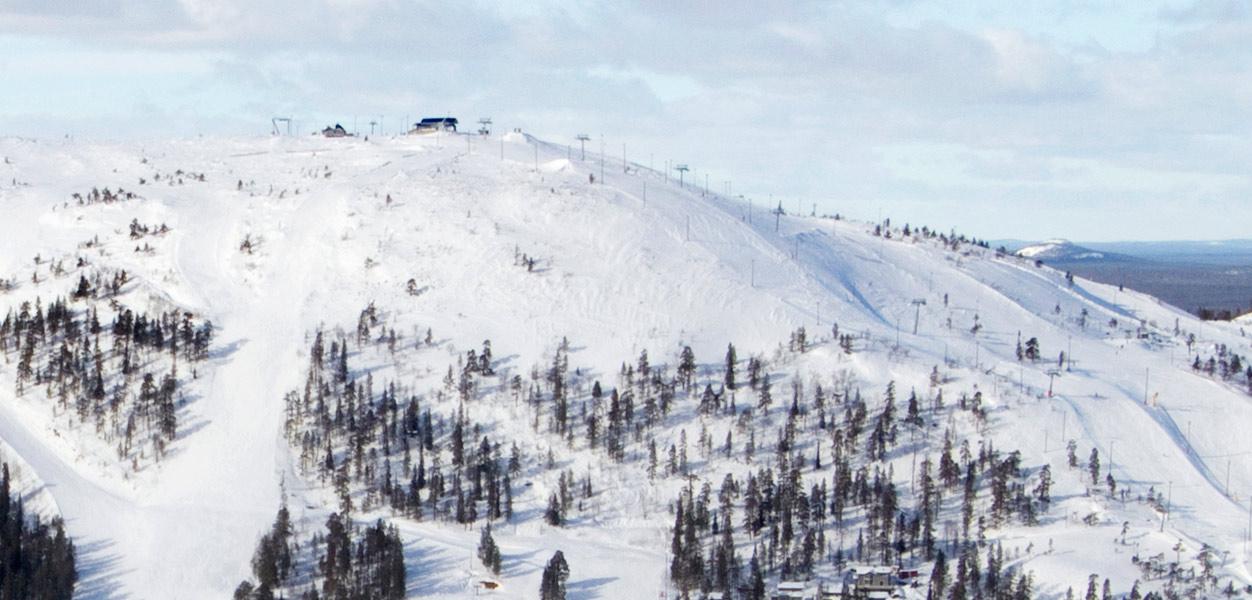 Pyhä vuoden hiihtokeskus 2017