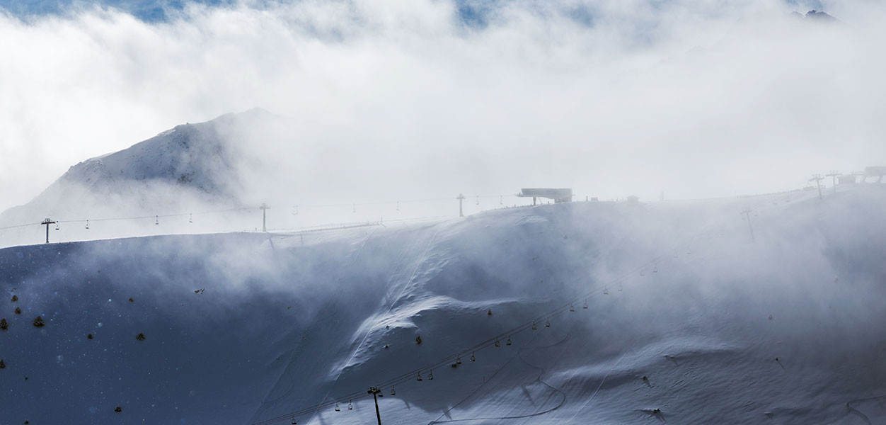Grandvalira Andorra maasto