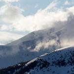Grandvalira Andorra auringonlasku