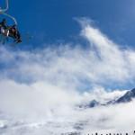 Grandvalira Andorra chair lift
