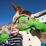 Grandvalira Andorra El Forn mascot for children
