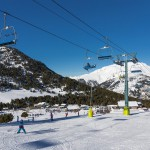 Grandvalira Andorra El Tarter area