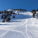 Grandvalira Andorra El Tarter black slope