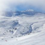 Grandvalira Andorra Llac del cubil slopes