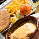 Grandvalira Andorra restaurant on slopes