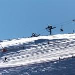 Grandvalira Andorra rinteet lumilautailu
