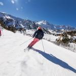 Grandvalira Andorra slope skiing