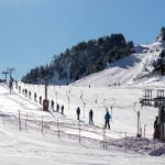 Grandvalira Andorra Soldeu family slope