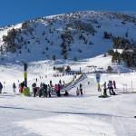 Grandvalira Andorra Soldeu slopes for children