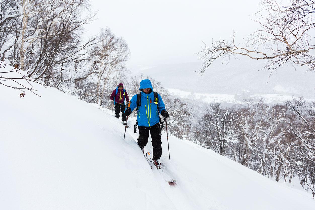 Hokkaido omatoimimatka puutereille Kiroro