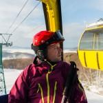 kamui ski links skier