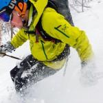 kurodake powder skier