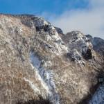 kurodake mountains view