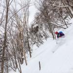 kurodake off-piste skiing