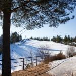 hiittenharju hiihtokeskus rinteet