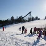 hiittenharju hiihtokeskus perheille