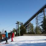 hiittenharju hiihtokeskus ski center