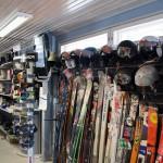 hiittenharju hiihtokeskus välinemyymälä