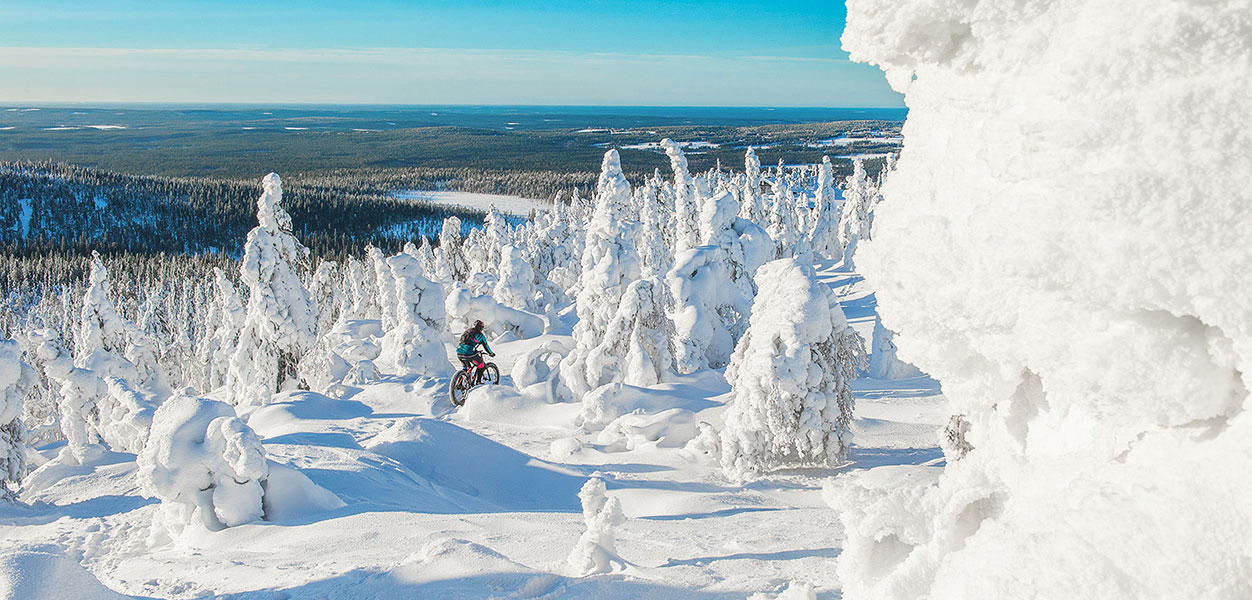 iso syöte world ski awards 2017 winner finland fatbike