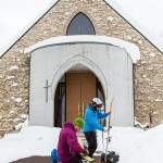 kiroro ski center chapel