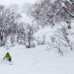 kiroro ski center off pisteet