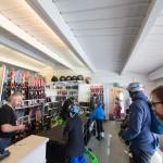 Ruosniemi Pori hiihtokeskus vuokraamo