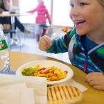 Ruosniemi Pori hiihtokeskus rinneravintola ruoka