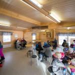 Ruosniemi Pori hiihtokeskus rinneravintola