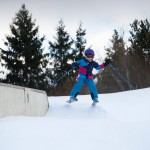Ruosniemi Pori hiihtokeskus hyppyri