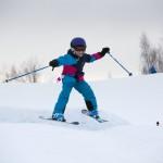 Ruosniemi Pori hiihtokeskus hyppy