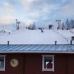 Ruosniemi Pori hiihtokeskus laskettelukeskus