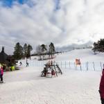 Ruosniemi Pori hiihtokeskus laskettelu