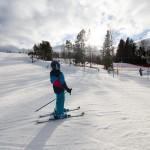 Ruosniemi Pori hiihtokeskus skiing