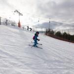 Ruosniemi Pori hiihtokeskus skier