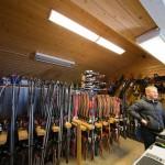 Salomonkallio hiihtokeskus vuokraamo