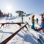 Salomonkallio hiihtokeskus ski center