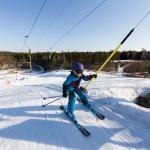 Salomonkallio hiihtokeskus ski lifts