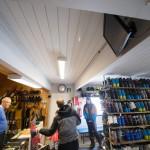 Salomonkallio hiihtokeskus välinevuokraamo