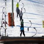 Salomonkallio hiihtokeskus hiihtohissi