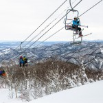 sapporo teine highland chair lift