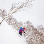 sapporo teine backcountry off piste skiing