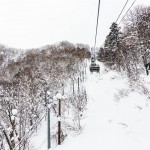 sapporo teine highland zone chair lift