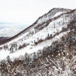 sapporo teine highland zone mountain