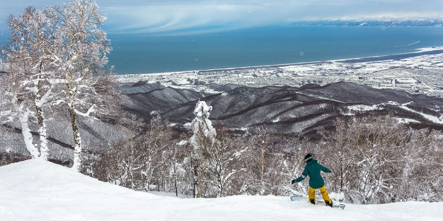 Sapporo Teine – Suurkaupungin lähikeskuksista suurin