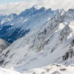 Innsbruck Stubai glacier ski area