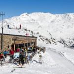 Innsbruck Patscherkofel top gipfelstub